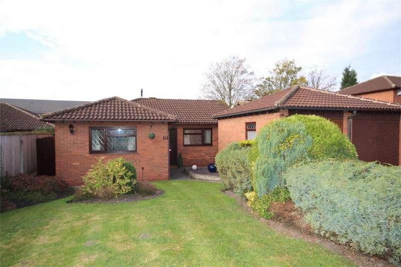 2 Bedrooms Detached Bungalow for sale in Linden Lea, Bedworth, Warwickshire