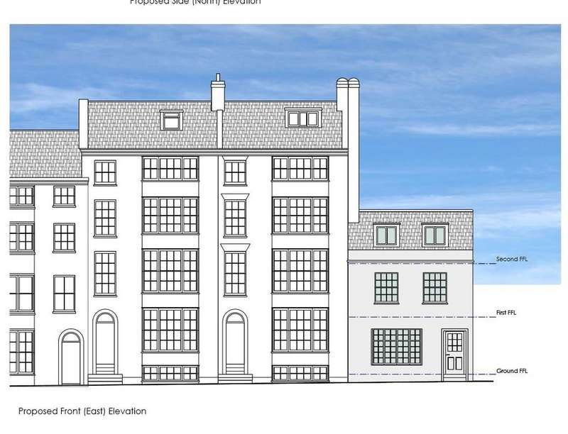 Land Commercial for sale in Bedford Row, Worthing