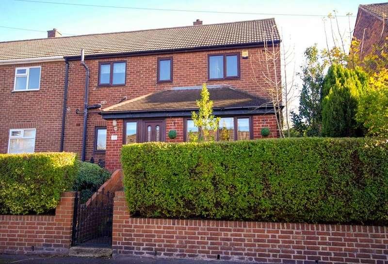 3 Bedrooms Semi Detached House for sale in Fellcross, Birtley