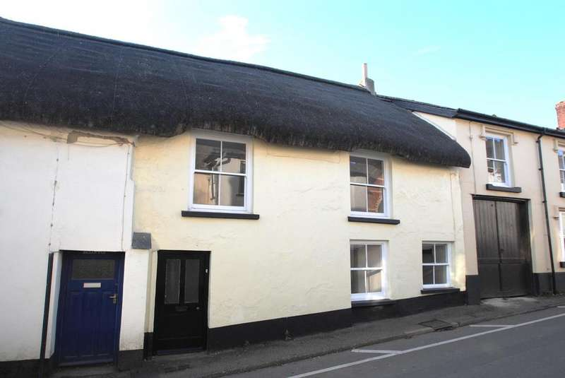 3 Bedrooms Terraced House for sale in South Molton Street, Chulmleigh