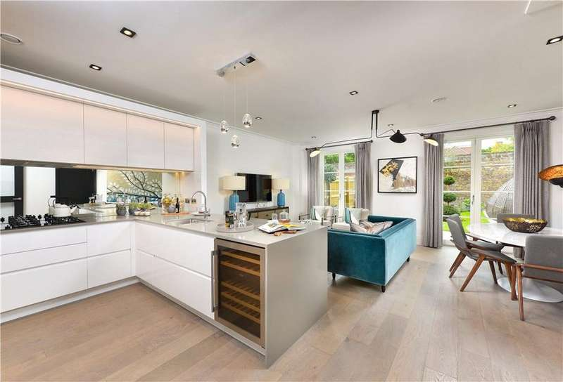 6 Bedrooms Residential Development Commercial for sale in Fitzroy Gate, Richmond Road, Isleworth, TW7