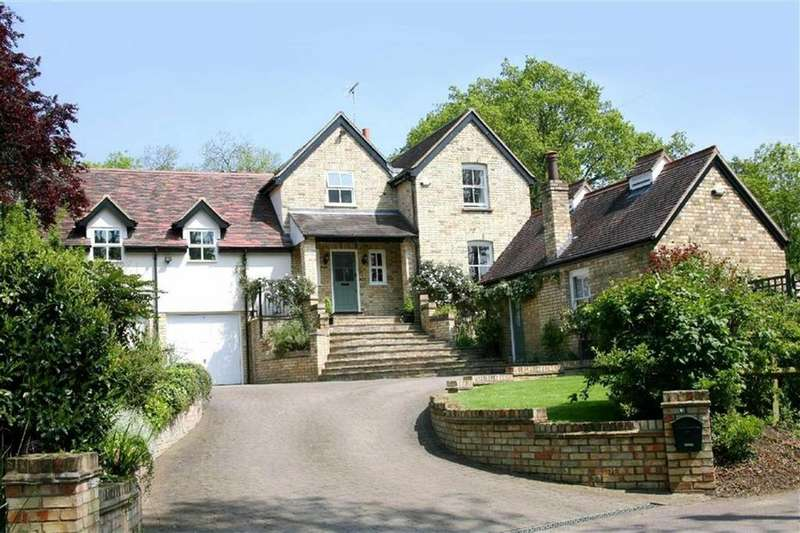4 Bedrooms Detached House for sale in Wormley West End, Broxbourne, Hertfordshire