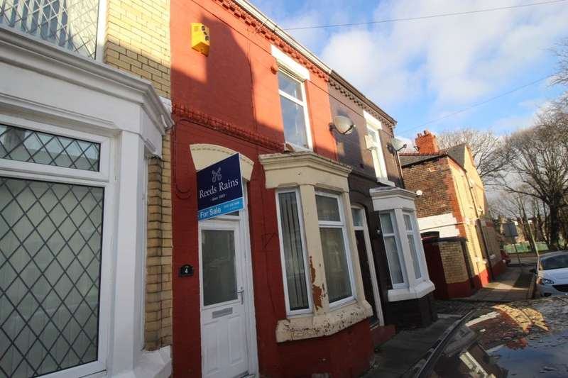 2 Bedrooms Terraced House for sale in Redbrook Street, Liverpool, L6