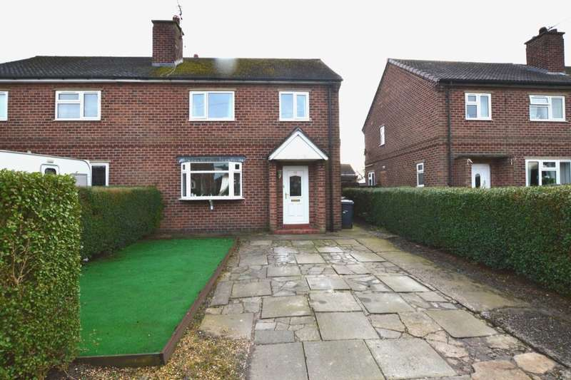 3 Bedrooms Property for sale in Moss Drive, Middlewich, CW10