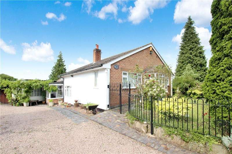 3 Bedrooms Detached Bungalow for sale in Smith End Green, Leigh Sinton, Malvern, Worcestershire, WR13