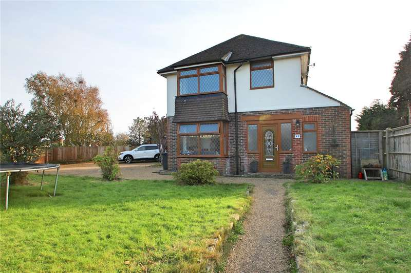 4 Bedrooms Detached House for sale in Littlehampton Road, Worthing, West Sussex, BN13