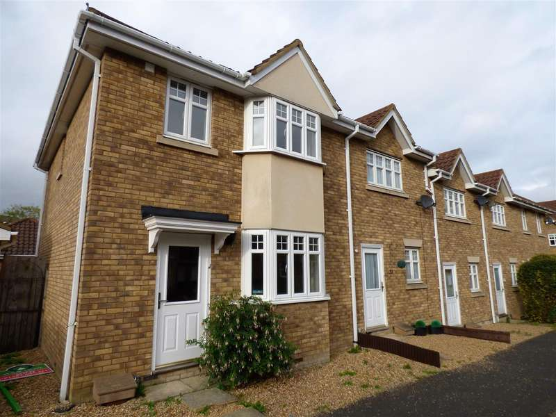 3 Bedrooms Semi Detached House for sale in French's Gate, Dunstable