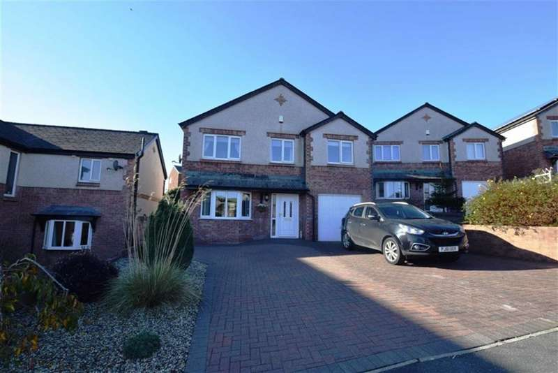 5 Bedrooms Detached House for sale in Sandalwood Close, Barrow-in-Furness, Cumbria