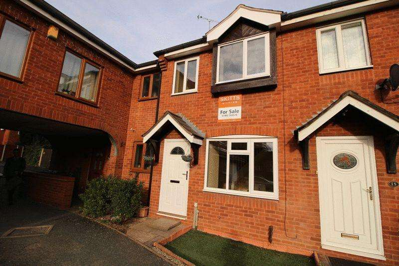2 Bedrooms Town House for sale in Mill Croft, Bilston
