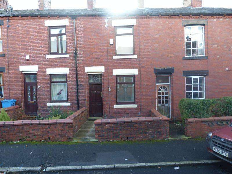 2 Bedrooms Terraced House for sale in Alva Road, Oldham