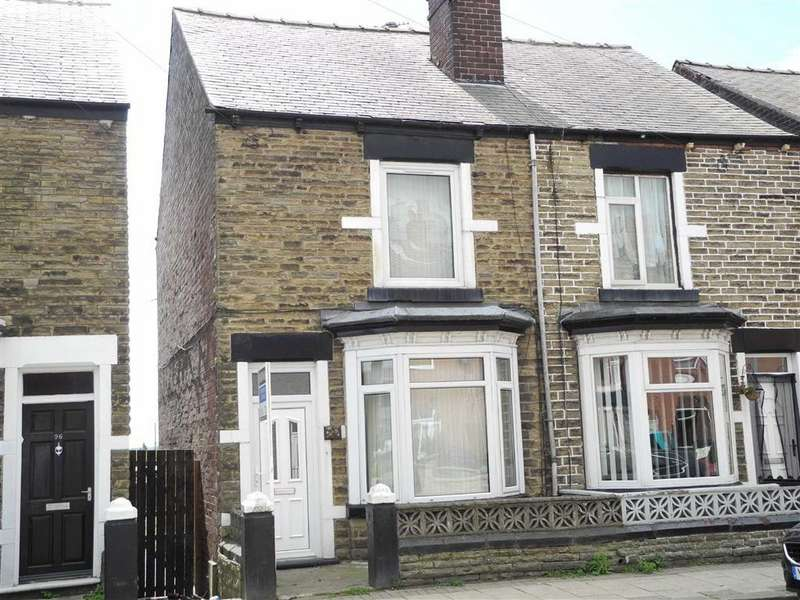 2 Bedrooms Semi Detached House for sale in Doncaster Road, Goldthorpe, Goldthorpe, Goldthorpe Rotherham, S63