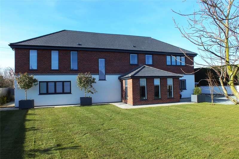 4 Bedrooms Detached House for sale in Weston Road, Bretforton, Evesham, Worcestershire, WR11