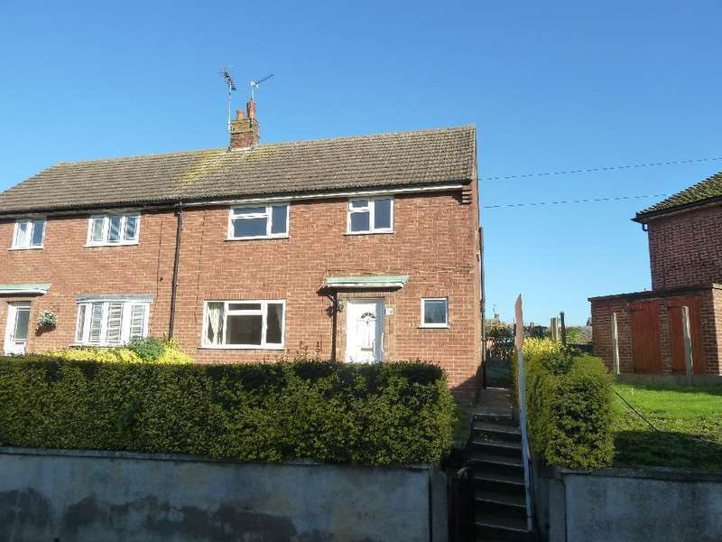 3 Bedrooms Semi Detached House for sale in Stathern