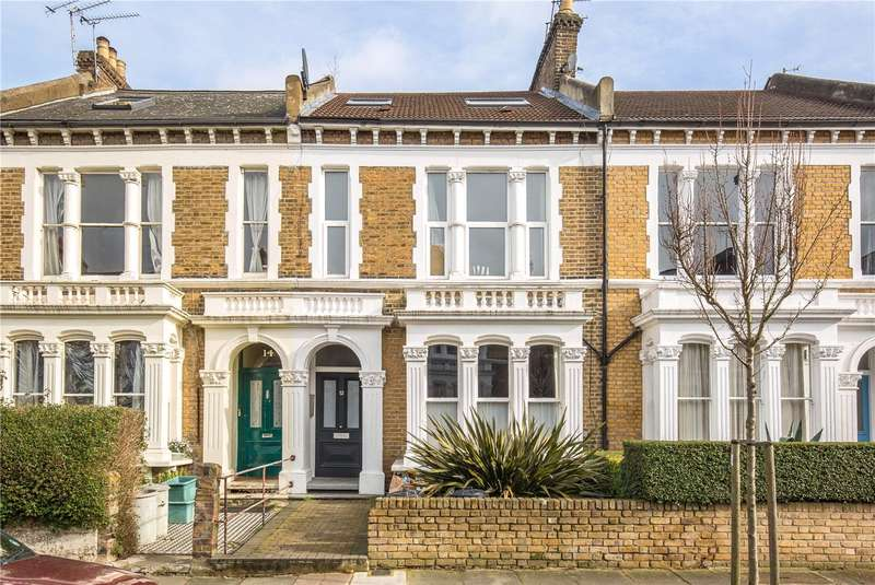3 Bedrooms Apartment Flat for sale in Ella Road, Crouch End, London, N8