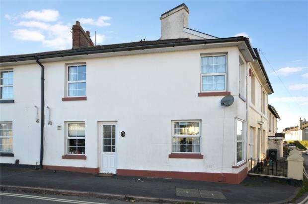 2 Bedrooms Terraced House for sale in Water Lane, Kingskerswell, Newton Abbot, Devon