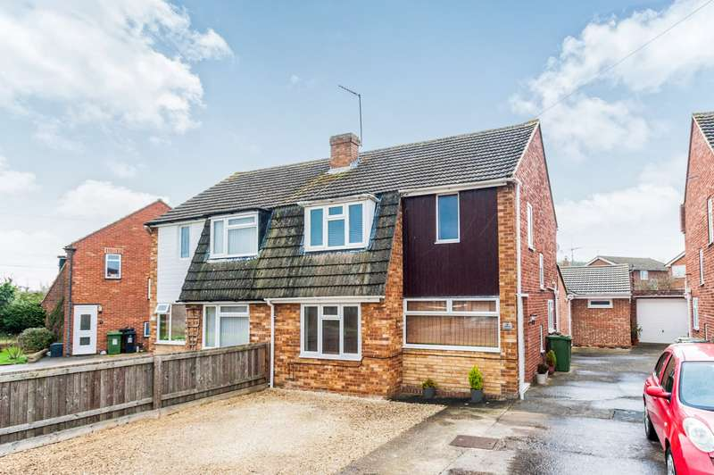 3 Bedrooms Semi Detached House for rent in Laurel Crescent, Grove, Wantage