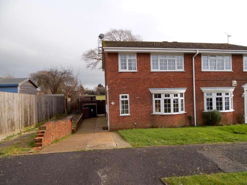 3 Bedrooms End Of Terrace House for rent in Howard Close, Hailsham