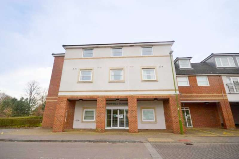 2 Bedrooms Flat for sale in Jacob Ct, St Albans, AL4