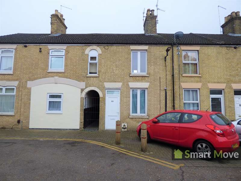 2 Bedrooms Terraced House for sale in Crawthorne Street, Peterborough, Cambridgeshire. PE1 4AD