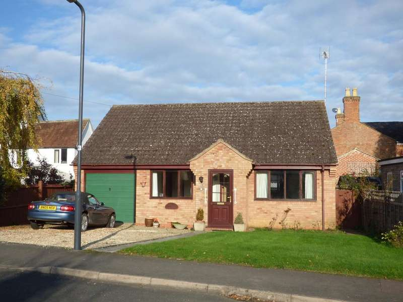 3 Bedrooms Detached Bungalow for sale in Gerrards Road, Shipston-On-Stour