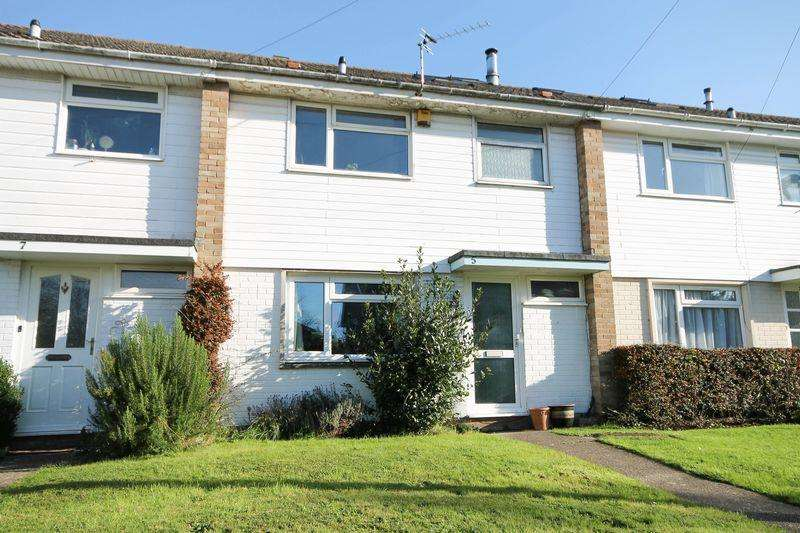 4 Bedrooms Terraced House for sale in Markway Close, Emsworth