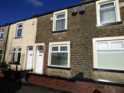 3 Bedrooms Terraced House for sale in Peart Street, Burnley, Lancashire