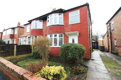 3 Bedrooms Semi Detached House for sale in Argyll Road, Cheadle, Cheshire