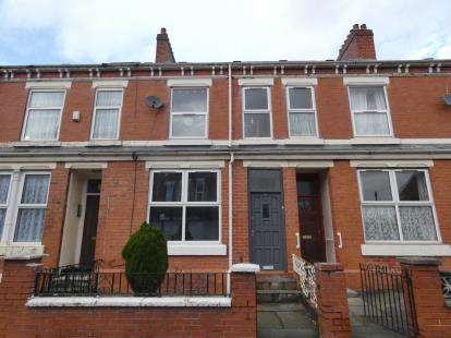 4 Bedrooms Terraced House for sale in Ayres Road, Old Trafford, Manchester, Greater Manchester