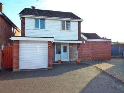 3 Bedrooms Detached House for sale in Nesfield Drive, Winterley, Sandbach, Cheshire
