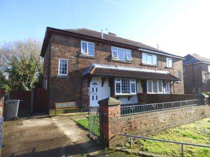 3 Bedrooms Semi Detached House for sale in Orrest Road, Preston, Lancashire