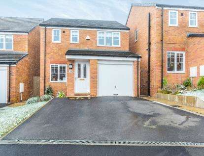 3 Bedrooms Detached House for sale in Swineshaw Road, Stalybridge, Cheshire, United Kingdom