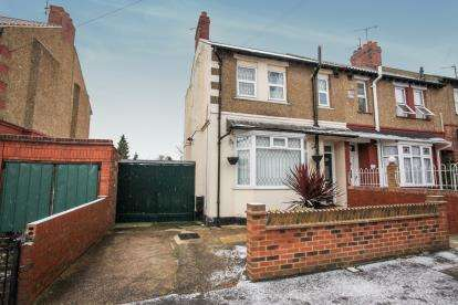 2 Bedrooms End Of Terrace House for sale in St. Catherines Avenue, Luton, Bedfordshire