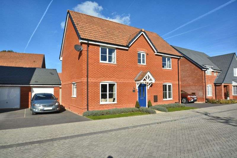 4 Bedrooms Property for sale in Holly Lane, Harwell, Didcot