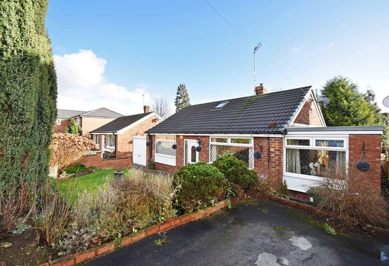 3 Bedrooms Detached Bungalow for sale in Mackie Hill Close, Crigglestone, Wakefield