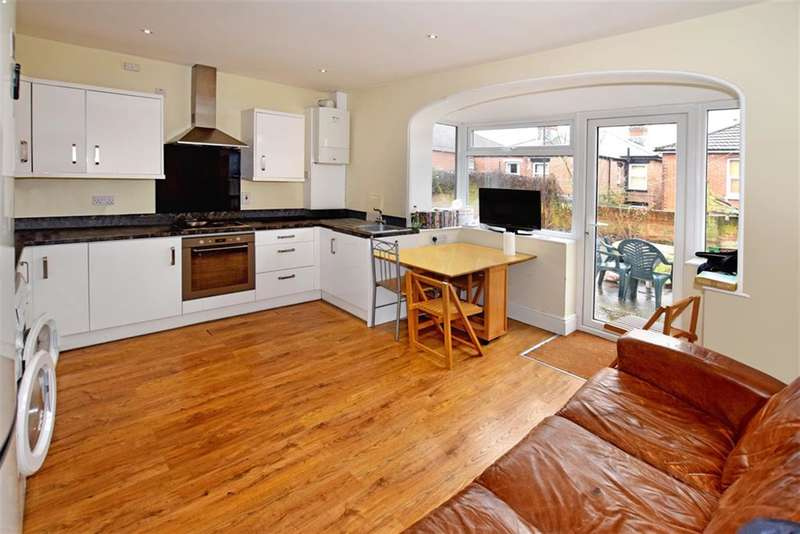 5 Bedrooms Semi Detached House for rent in Newcombe Road, Southampton, SO15 2FS