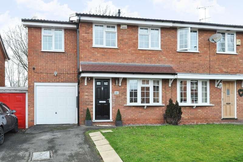 3 Bedrooms Semi Detached House for sale in Raddlebarn Farm Drive, Selly Oak, Birmingham, B29