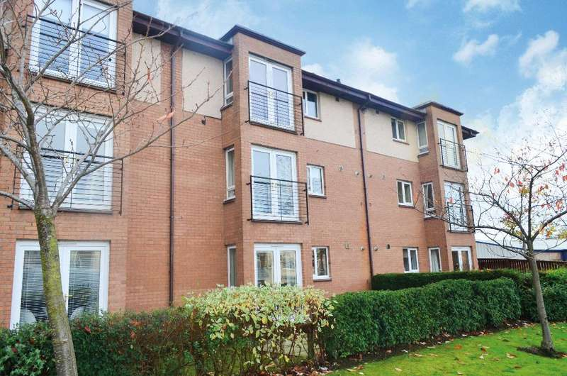 2 Bedrooms Flat for sale in Fersit Court, Flat 2/1, Newlands, Glasgow, G43 2XL