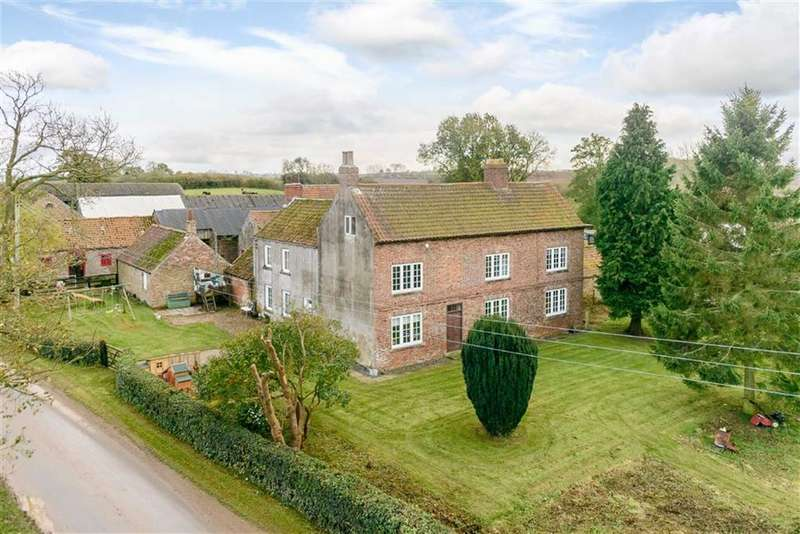 5 Bedrooms Farm House Character Property for sale in Wellfield Farm, Whenby, York, North Yorkshire