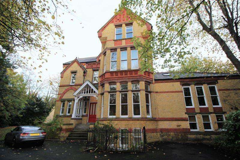 2 Bedrooms Apartment Flat for rent in Livingston Drive, Liverpool