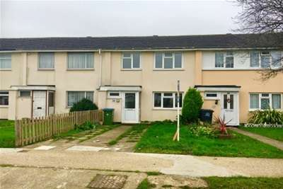 3 Bedrooms Terraced House for rent in Potters Mead, Littlehampton