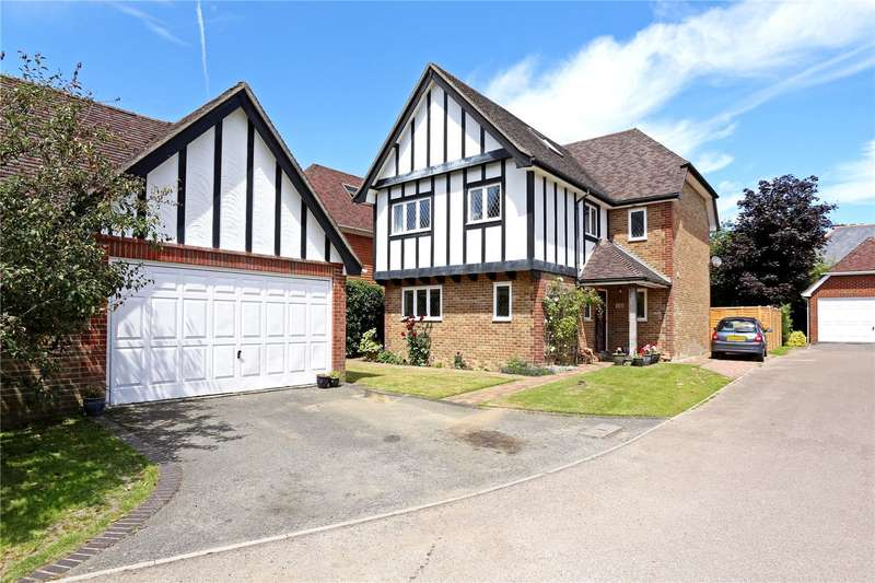 5 Bedrooms Detached House for sale in Eleanor Close, Passfield, Liphook, Hampshire, GU30