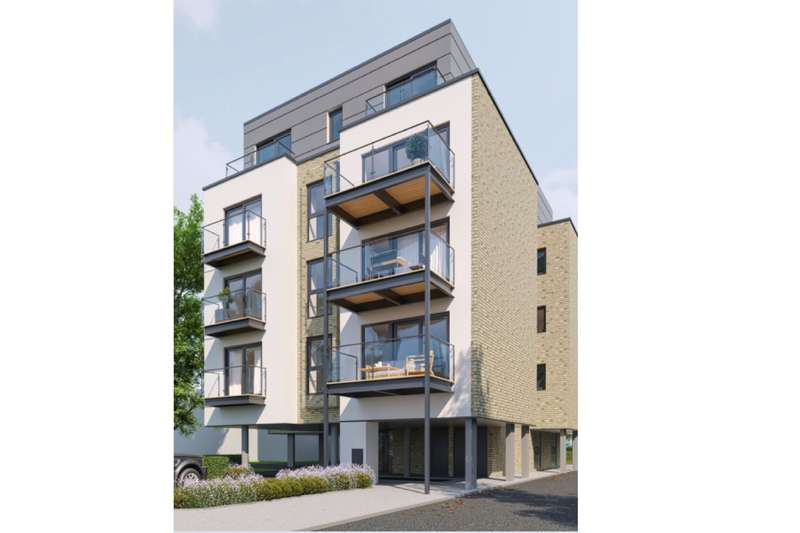 3 Bedrooms Flat for sale in Granville Road, Childs Hill