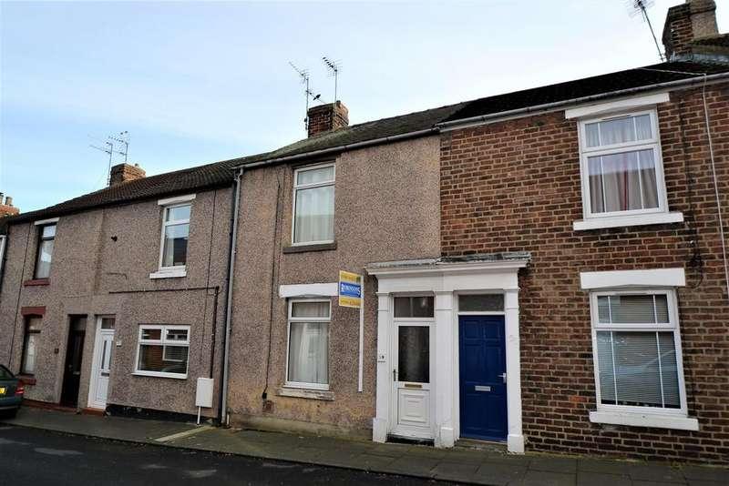 2 Bedrooms Terraced House for sale in Baff Street, Spennymoor