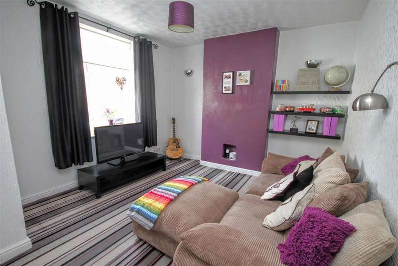 2 Bedrooms End Of Terrace House for sale in Zetland Street, Darlington