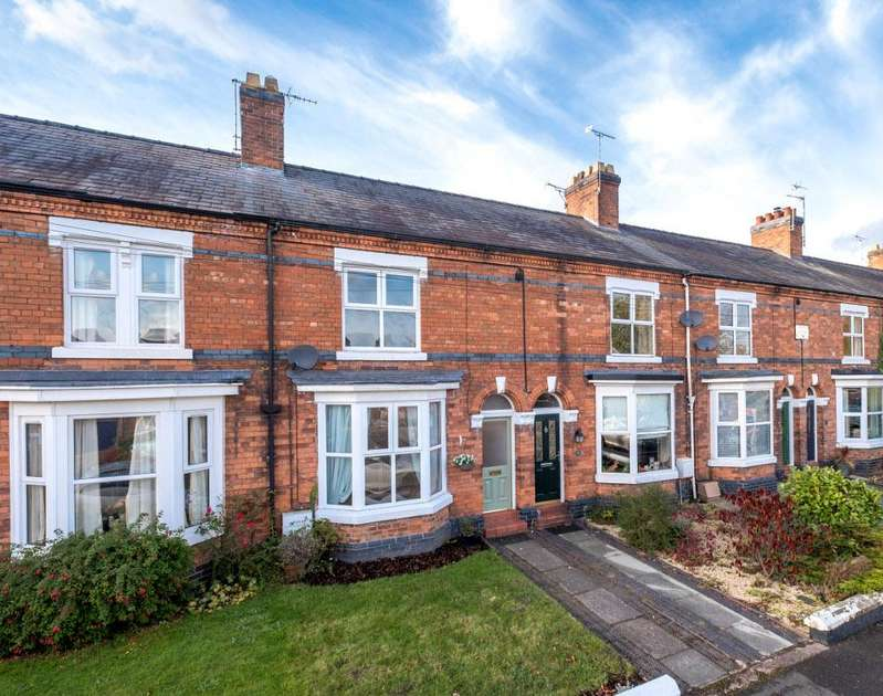 3 Bedrooms Terraced House for sale in East View, Nantwich