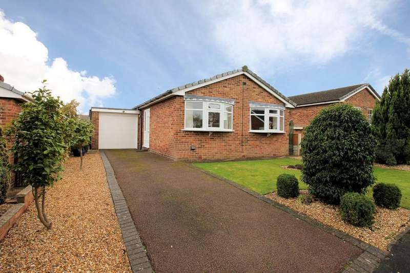 2 Bedrooms Detached Bungalow for sale in Sycamore Road, East Leake