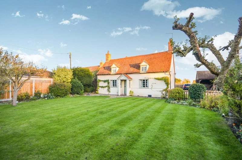 4 Bedrooms Detached House for sale in Tiptree Road, Great Braxted, CM8 3EF