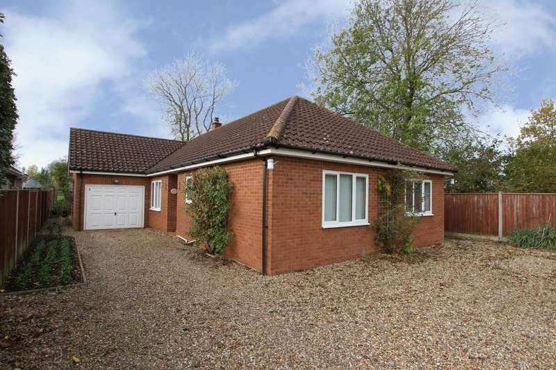 3 Bedrooms Detached Bungalow for sale in Eastleigh Gardens, Barford