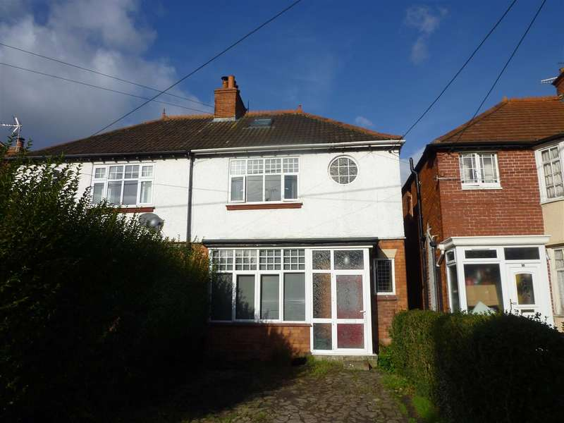 3 Bedrooms Semi Detached House for sale in Clarendon Road, Trowbridge