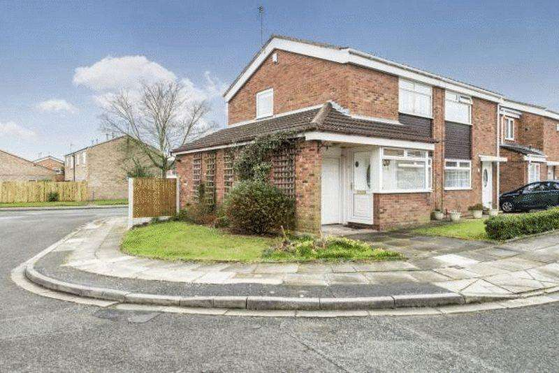 2 Bedrooms Semi Detached House for sale in Kings Close, Aigburth